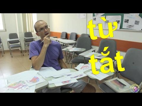 Luyện phát âm tiếng Anh: từ tắt