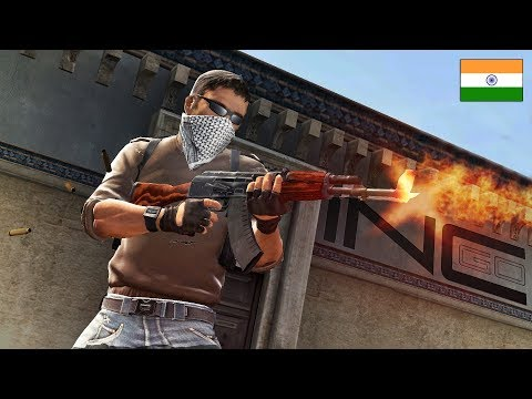 CS Go Live Stream India • Counter Strike Global Offensive Gameplay thumbnail
