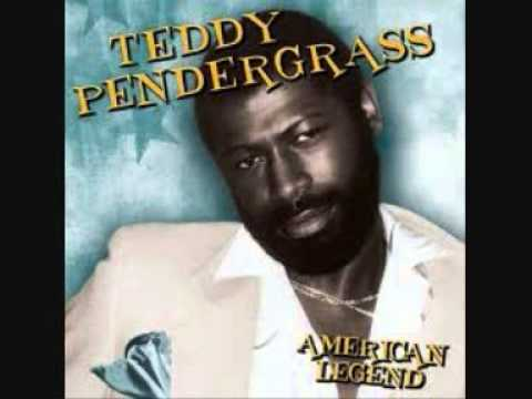 teddy pendergrass where are all my friends