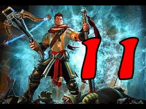 Прохождение игры - Orcs Must Die 2 Часть 11 (Давилка)
