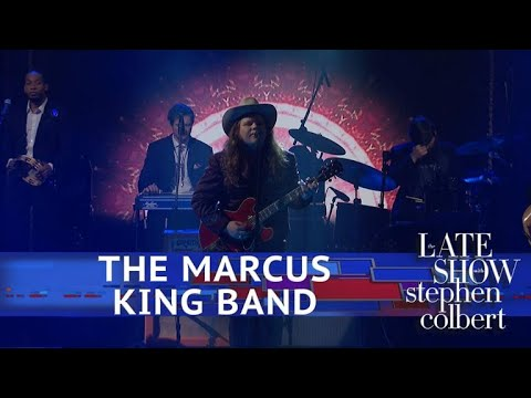 The Marcus King Band Performs 'Goodbye Carolina'