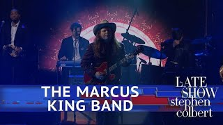 The Marcus King Band Performs