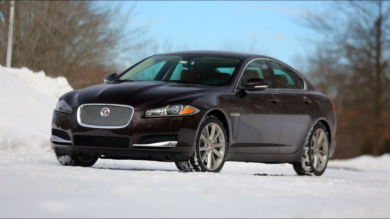 2015 Jaguar XF 3.0 AWD Review