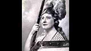"""Helen Traubel, """"Einsam in trüben tagen,"""" Lohengrin  1946"""