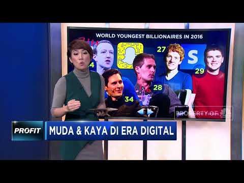 Intip Anak Muda Kaya Karena Bisnis Digital