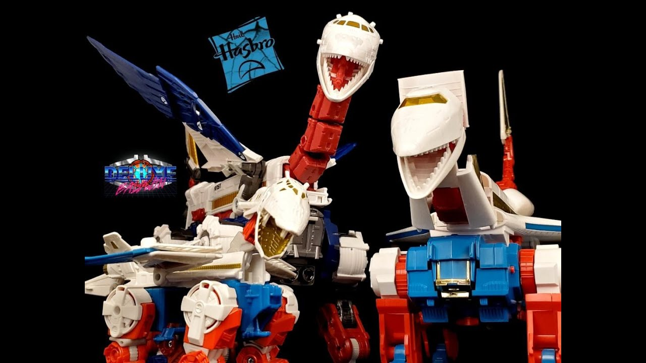 Evolution of Transformers Sky Lynx!
