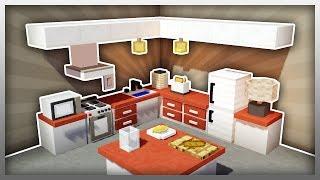 ✔️ Create the BEST Minecraft Kitchen! (Furniture Friday)