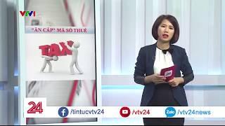 CẢNH BÁO NẠN ĂN CẮP MÃ SỐ THUẾ THU NHẬP CÁ NHÂN   VTV24