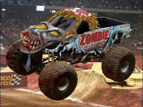 MONSTER TRUCK - Demolisher # 21-24 Finish, Fun Game for Kids HD Baby Video from YouTube · Duration:  5 minutes 12 seconds