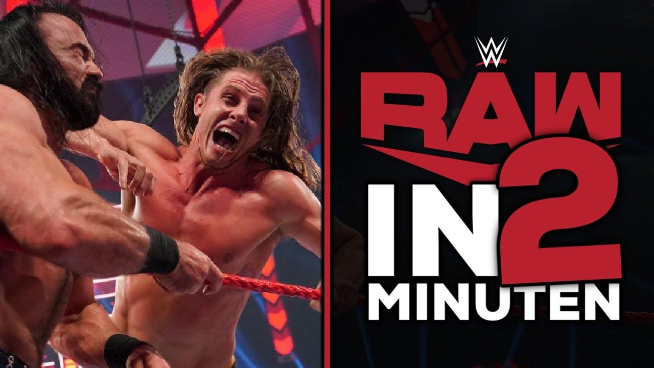 WWE RAW in 2 Minuten | Im Schatten des Geldes | 21.06.21