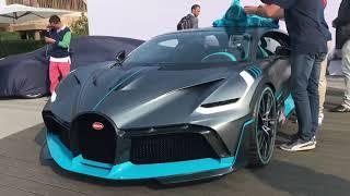 New Bugatti Divon unveil and Quail 2018 highlights