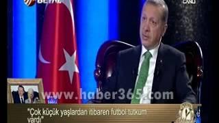 Usta'nın Hikayesi; Başbakan Erdoğan'ın Fenerbahçe Sevgisi  Beyaz Tv #UstanınHikayesi