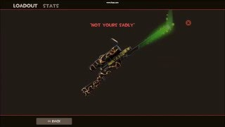 TF2: Unusual Isotope Thunderbolt Sniper Rifle