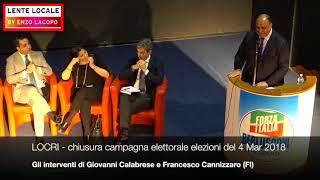 Locri chiusura campagna elettorale di FI (by EL)