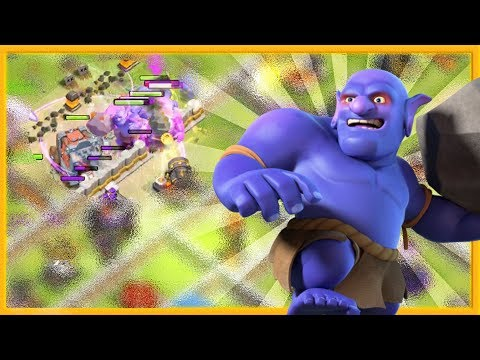 VUELVEN Los 100% Con LANZAROCAS A FULL - FARMING TH 12 - CLASH OF CLANS