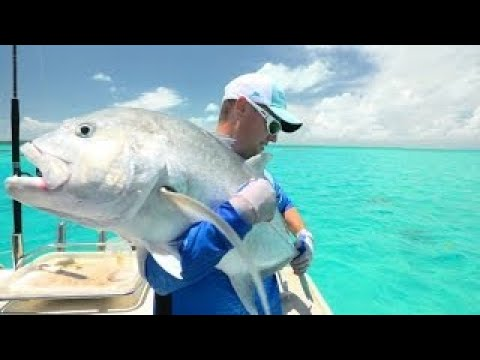 IFISH - GIANT TREVALLY with Casey Stoner - FULL EPISODE