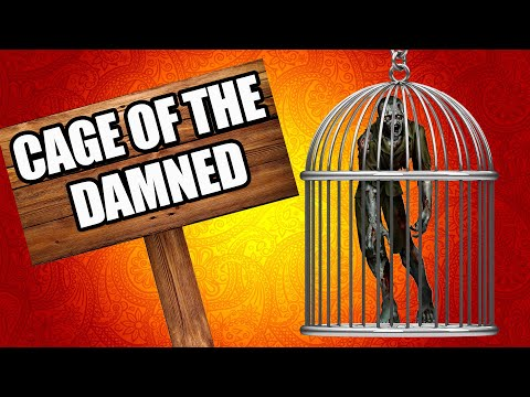 CAGE OF THE DAMNED (Call of Duty Zombies) thumbnail