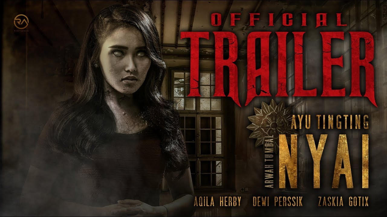 "OFFICIAL TRAILER | ARWAH TUMBAL NYAI PART ""NYAI"
