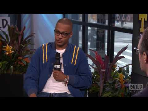 "T.I. Talks About His Show, ""T.I. & Tiny: The Family Hustle"""