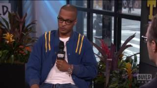 ti talks about his show ti tiny the family hustle