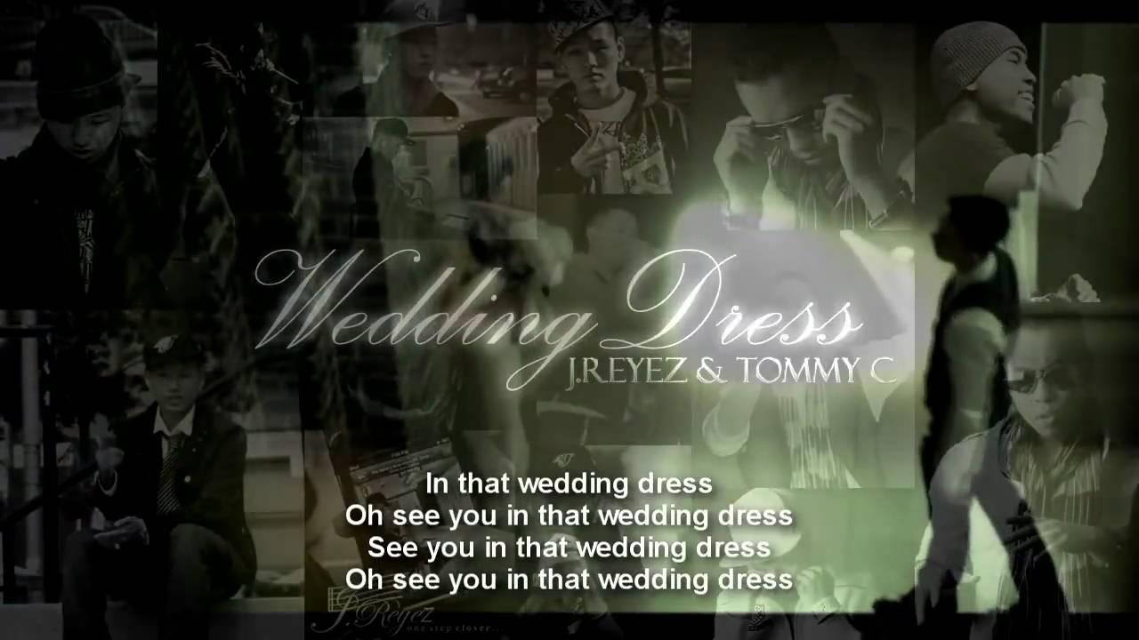 Taeyang Wedding Dress English Version Tommy C Of Ibu Jyez