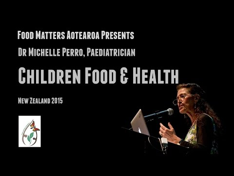 Dr Michelle Perro paediatrician talks leaky gut, NCGS, toxicity & children