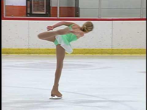 Tara Sorenson--Freeskate at Anaheim Ice