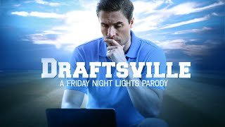 Draftsville S01 Ep.03: Fantasy Football is King (FRIDAY NIGHT LIGHTS PARODY)