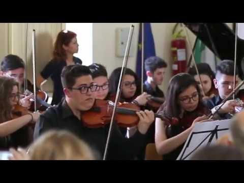 Concerto finale orchestra liceo musicale