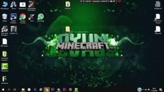 Minecraft Ücretsiz Server Kurma Çook Basit