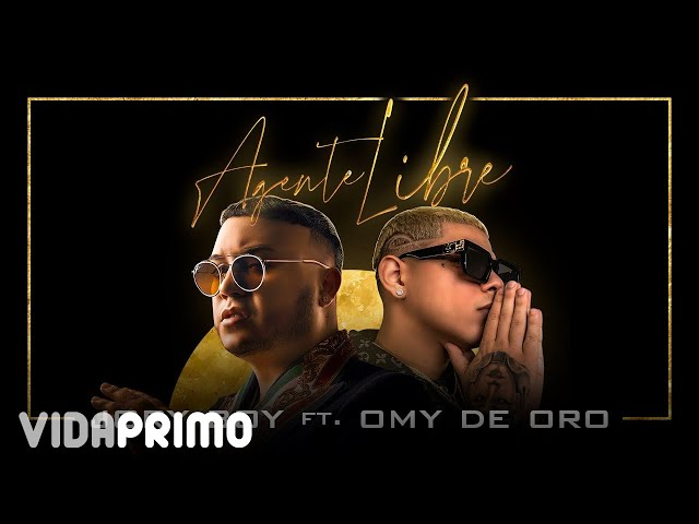 Jory Boy - Agente Libre ft. Omy De Oro [Official Audio]