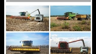 Приспособление для уборки подсолнечника жатка лифтер компания сельхозтехника(, 2016-08-21T18:09:36.000Z)