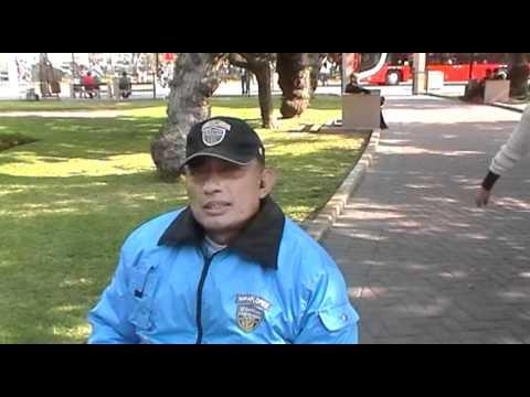 Sereno De Miraflores Persona Con Discapacidad Fisica