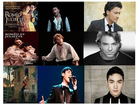 Today's great tenors with Yooseulgi, 'Ah, lève-toi soleil!', 유슬기. 월드클래스테너들과. engl. subs.