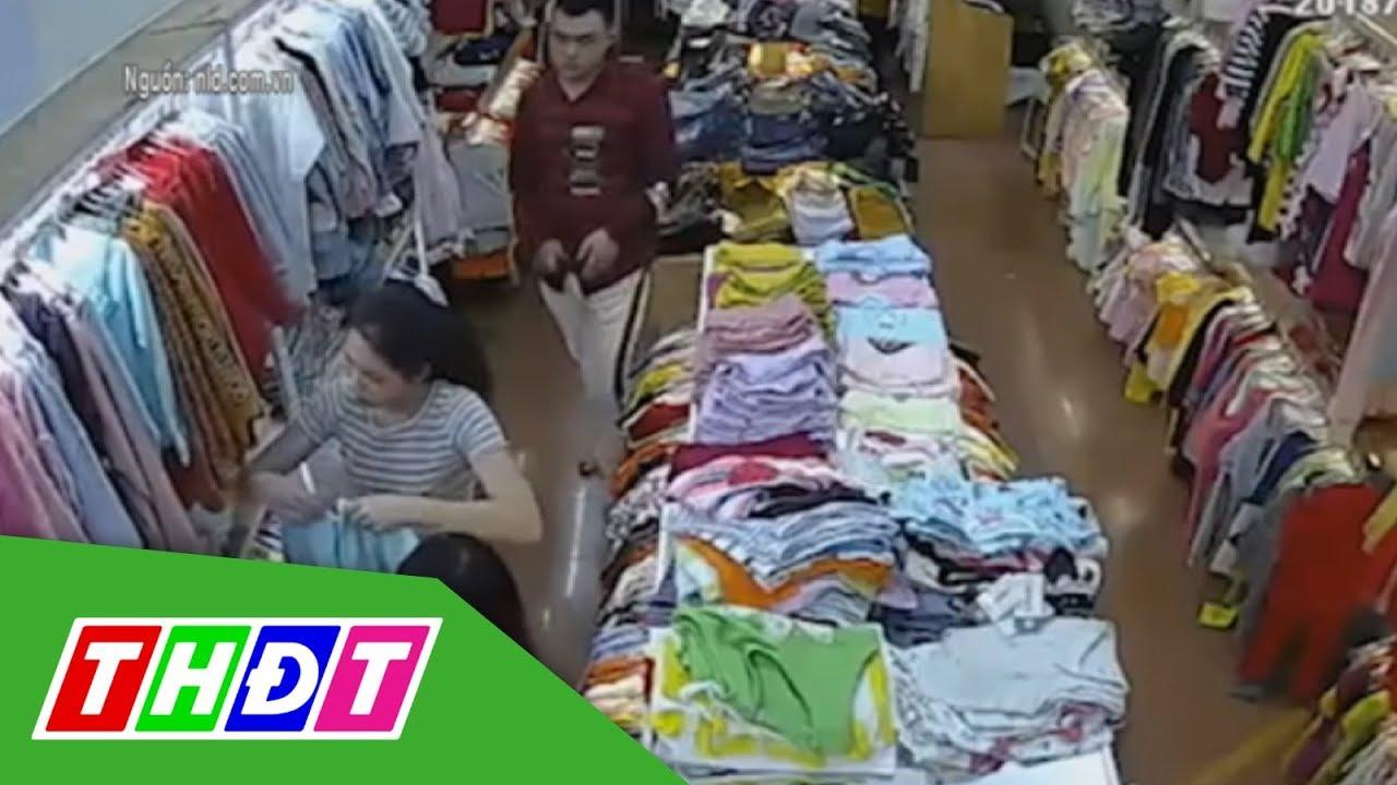 Vờ mua quần áo, đôi nam nữ đâm nhiều nhát vào người bán hàng | THDT