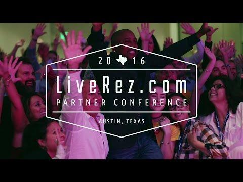 2016 LiveRez Partner Conference (Vacation Rental Software)