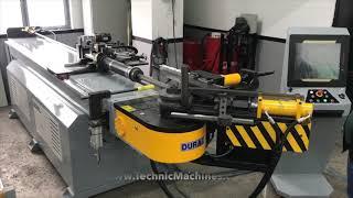 CNC Pipe and Tube Bending Machine