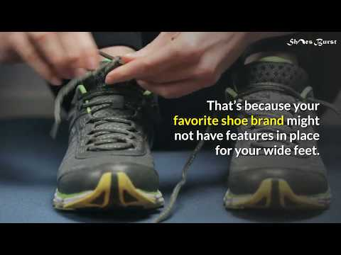 Top 8 Best Running Shoes for Wide Feet 2019
