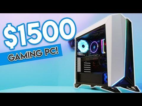 EPIC $1500 GAMING PC BUILD 2018! [EPIC 4K GAMING]