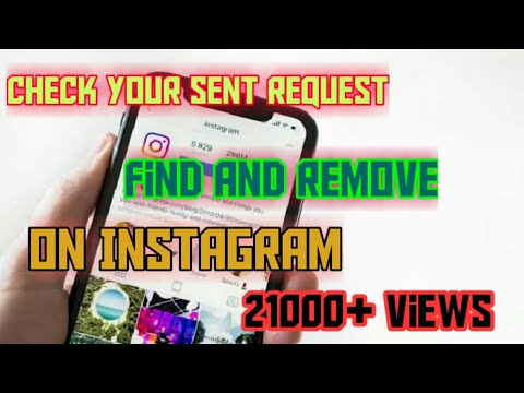 Cancel Instagram Follow Requests With Imacros Script
