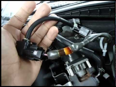 2003 Mazda 6 Egr Boost Sensor Crazy Glue Alternative Youtube