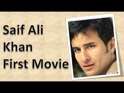 saif ali khan first movie youtube