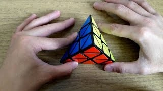 pyraminx обучающее видео метод keyhole