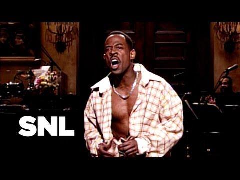 Martin Lawrence Monologue - Saturday Night Live