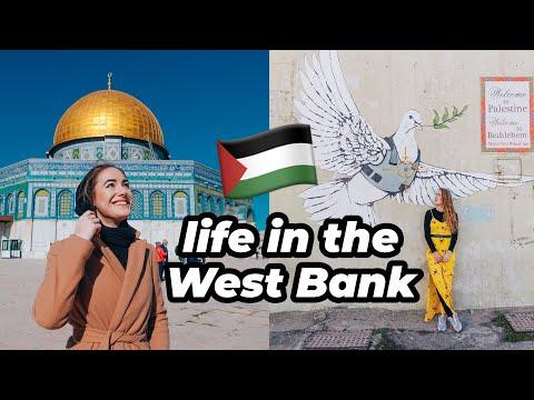 Life in Palestinian WEST BANK 🇵🇸 | Bethlehem, Jerusalem, Jer