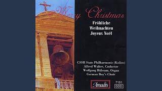 Das Orgelbuchlein, BWV 599-644: Wenn wir in hochsten Noten sein, BWV 641: In dulci jubilo, BWV 608