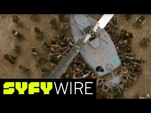 Fear The Walking Dead - Exclusive Sneak Peek Of Season 3, Episode 13 | SYFY WIRE