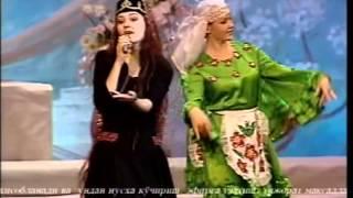 Выступление артистов Ферганского татарского центра на III фестивале Дружбы народов Узбекистана
