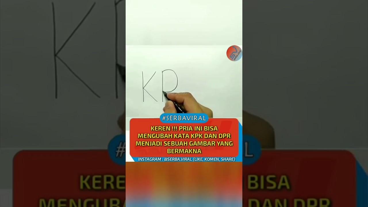Viralkan makna dari kata KPK & DPR   YouTube