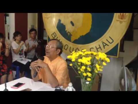 Thầy Bùi Quốc Châu dạy quay cổ tay